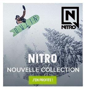 Nouvelle collection snowboard Nitro !