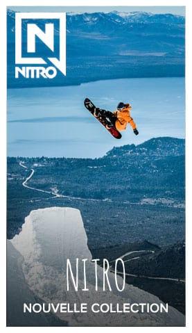 Nouvelle collection Nitro