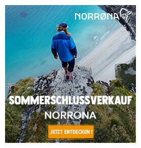 Norrona Sommerschlussverkauf!