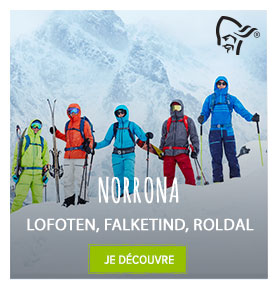 Nouvelle collection Norrona !