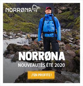 Découvrez les nouveautés 2020 Norrona !