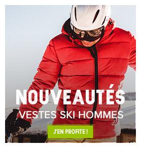 Découvrez toutes les nouveautés vestes de ski !