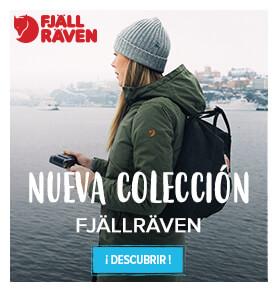 Descubrir la nueva colección Fjällräven !