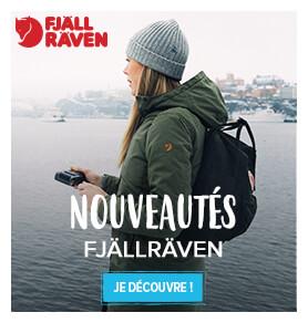Découvrez les nouveautés Fjällräven