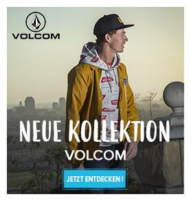 Entdecken Sie die neue Kollektion Volcom !