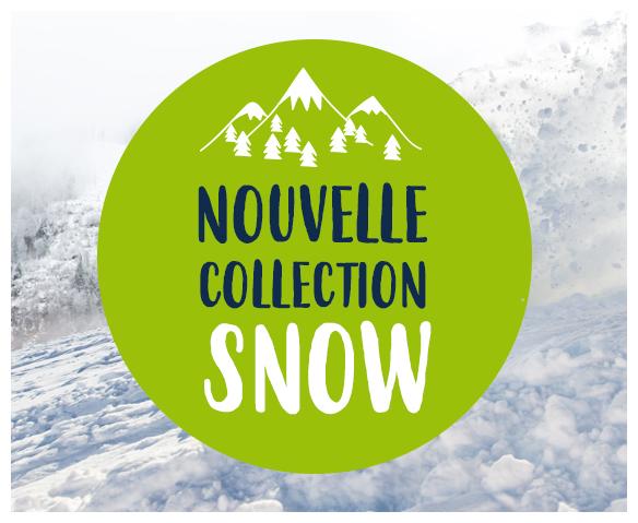 Decouvrez notre nouvelle collection SNOW !
