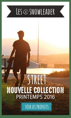 Nouvelle collection street - printemps 2016