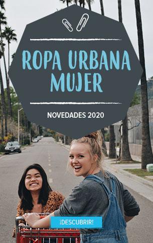 Descubre las novedades 2020 de nuestra gama Ropa Urbana Mujer