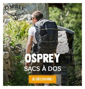 Découvrez tous les sac à dos pour les sports de montagne Osprey !