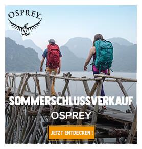 Osprey Sommerschlussverkauf !