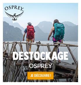 Osprey destockage d'été !