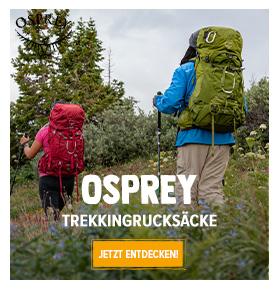 Entdecken Osprey !