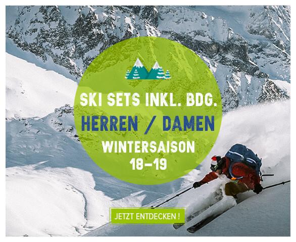Ski Sets Herren und Damen kollektion !