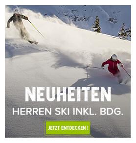Neuheiten Herren Ski inkl. Bdg !