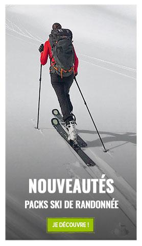Les plus grandes marques ski de randonnée chez Snowleader : Black Crows, Dynafit, Skitrab…