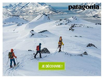 Nouveautés Patagonia