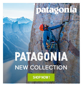 Patagonia new collection !
