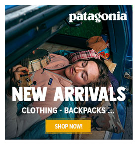 Discover and pre-order Patagonia's new arrivals!