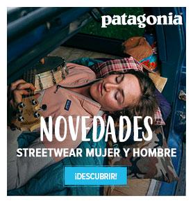 Descubre y pide por anticipado las novedades de la marca Patagonia!