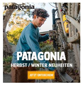 Entdecken Patagonia Neuheiten!