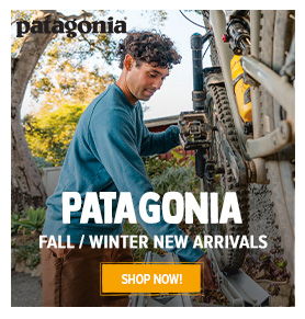 Discover Patagonia: Fall Winter new arrivals!