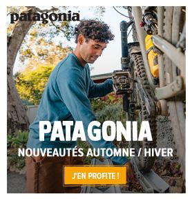 Découvrez Patagonia : nouveautés automne hiver !