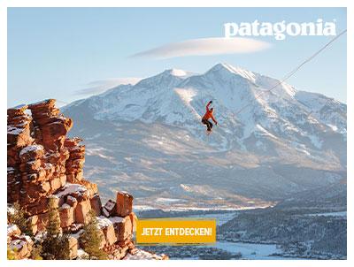 Entdecken Patagonia Neuheiten