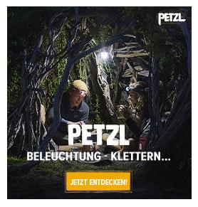 Entdecken Petzl : Klettern und Bergsteigen !