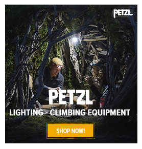 Come discover Petzl : Climbing and Mountaineering !