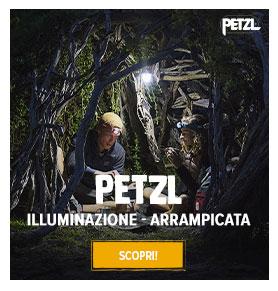 Scopri Petzl : Trekking, Trail Running !