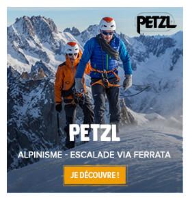 Découvrez l'ensemble des produits de la marque PETZL !