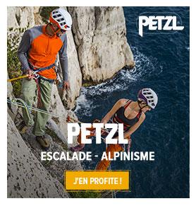 Découvrez l'ensemble de notre collection Petzl