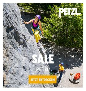 Sale und Petzl : Bis zu 50%