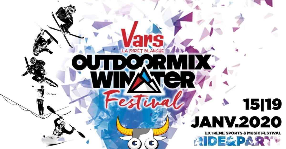 Evenement Outdoormix winter festival Snowleader