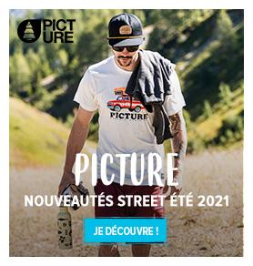 Découvrez les nouveautés Street Picture 2021