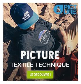 Découvrez tout le textile de la marque Picture Organic Clothing !