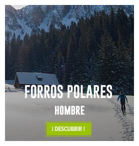 Descubre nuestro gama de forros polares hombre!