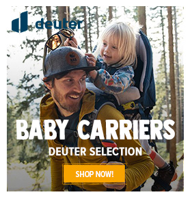 Selection Baby Carriers Deuter