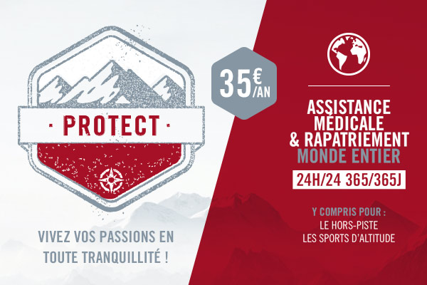 Assurance sportive Snowleader Protect
