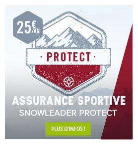 SNOWLEADER PROTECT, l'assurance ski et montagne !