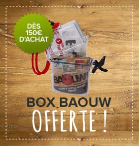 Box Baouw barres offerte !