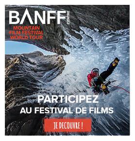 Découvrez le Banff Mountain film festival world tour!
