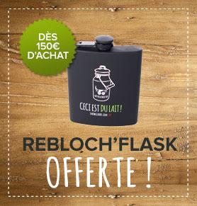 Une Flask offerte dès 150€ d'achat !