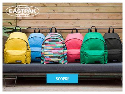 Nuova collezione Eastpak