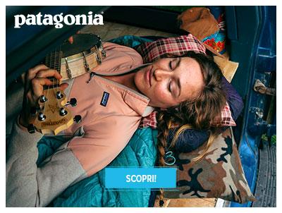 Nuova collezione Patagonia