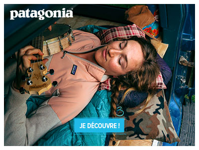 Nouvelle collection Patagonia