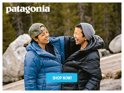 Patagonia New Collection!