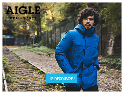 Nouvelle collection Aigle