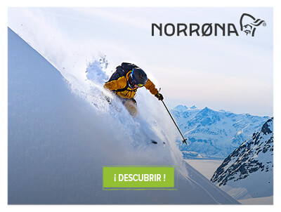 Nueva colleccion Norrona