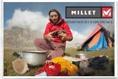 textile randonnée millet